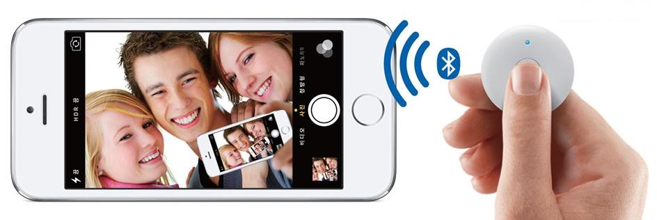 Кнопка Пульт Bluetooth для селфи Xelfie xsc100